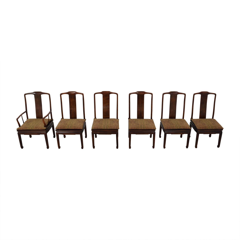 buy Henredon Mahogany Dining Chairs Henredon Furniture Chairs