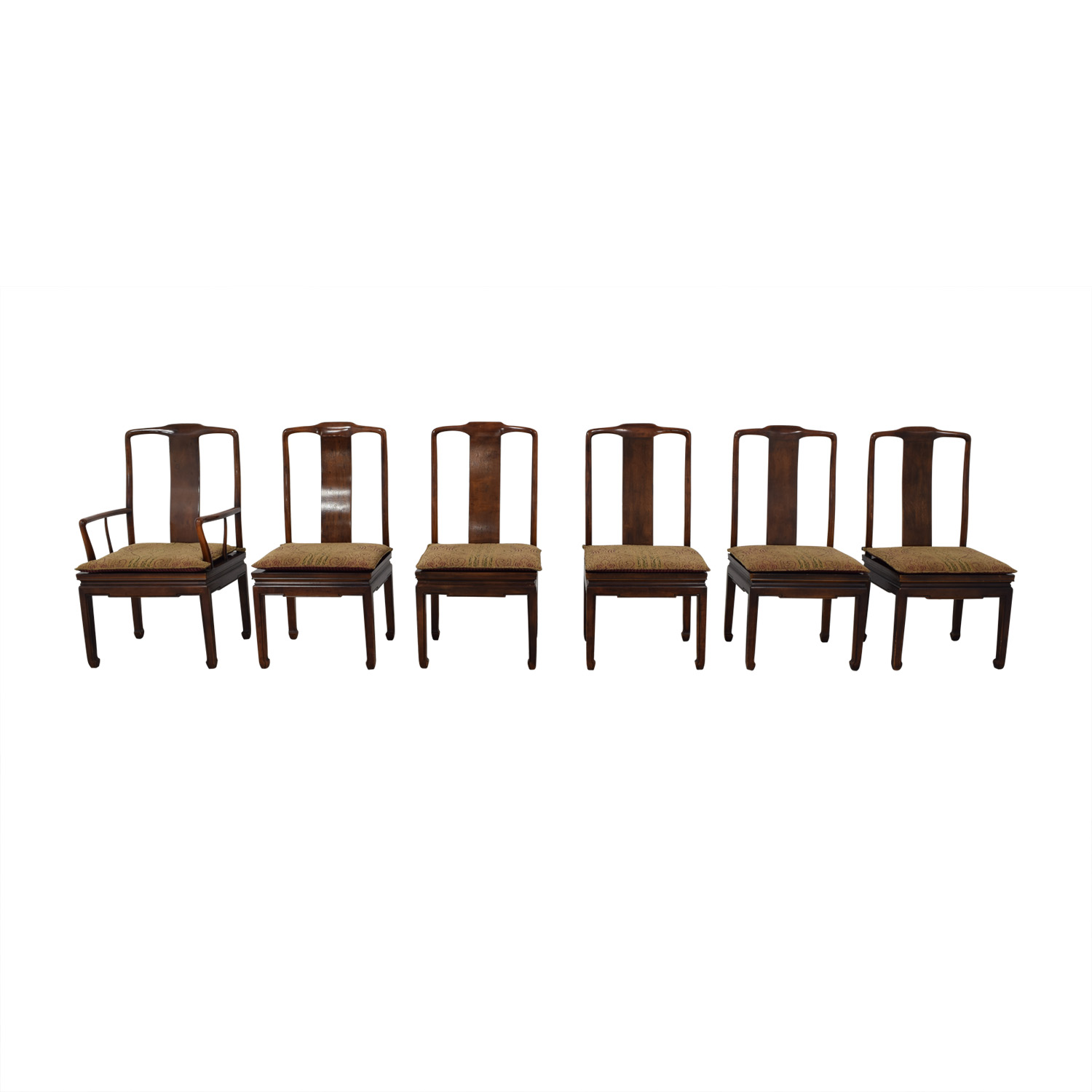 Henredon Mahogany Dining Chairs sale