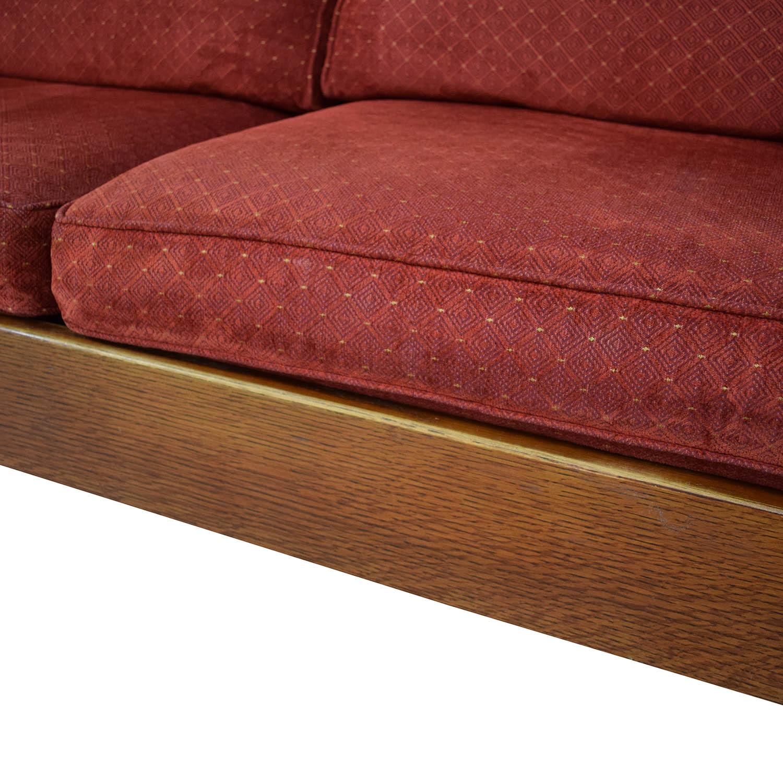 Stickley Prairie Settie Sofa / Classic Sofas