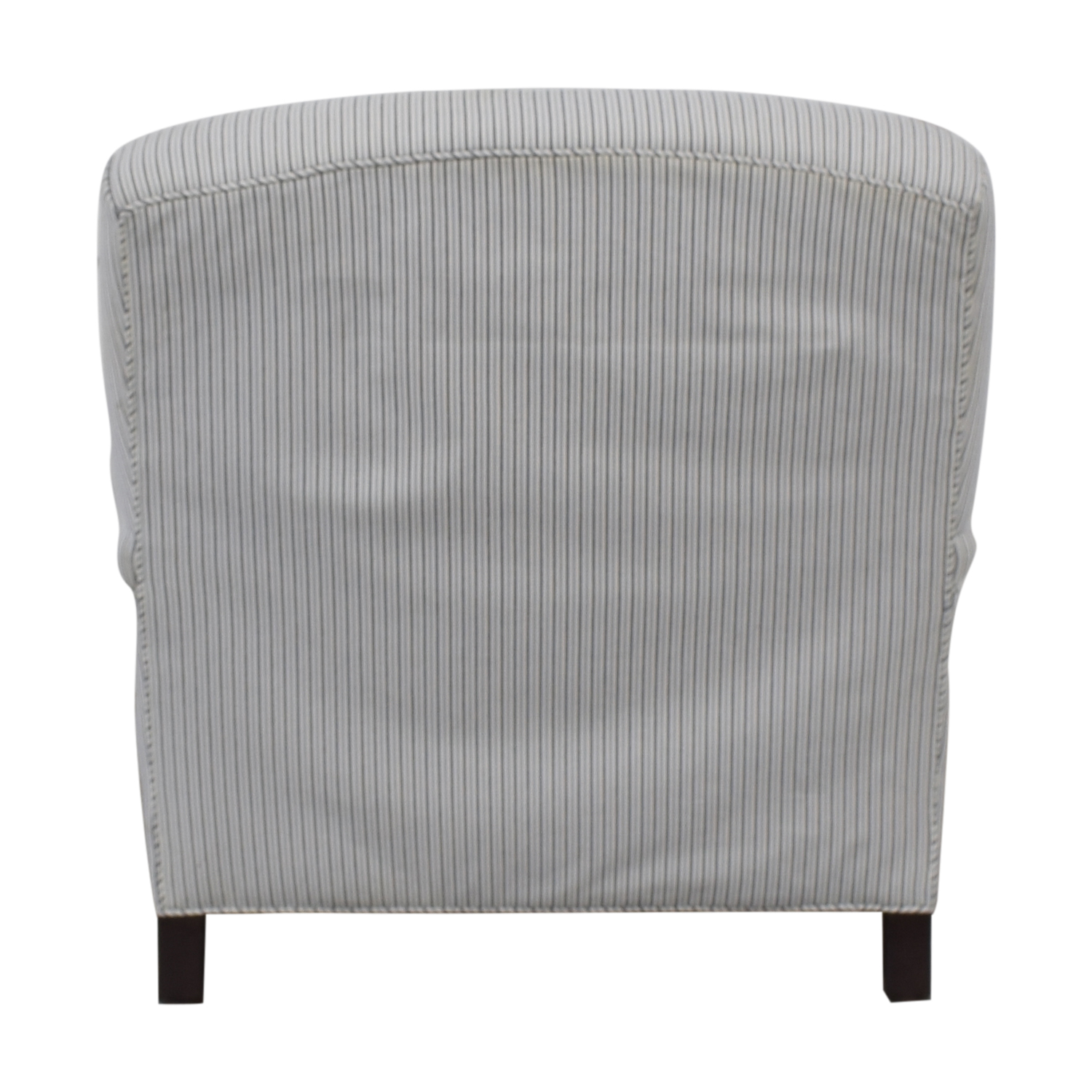 Serena & Lily Serena & Lily Miramar Upholstered Side Chair blue