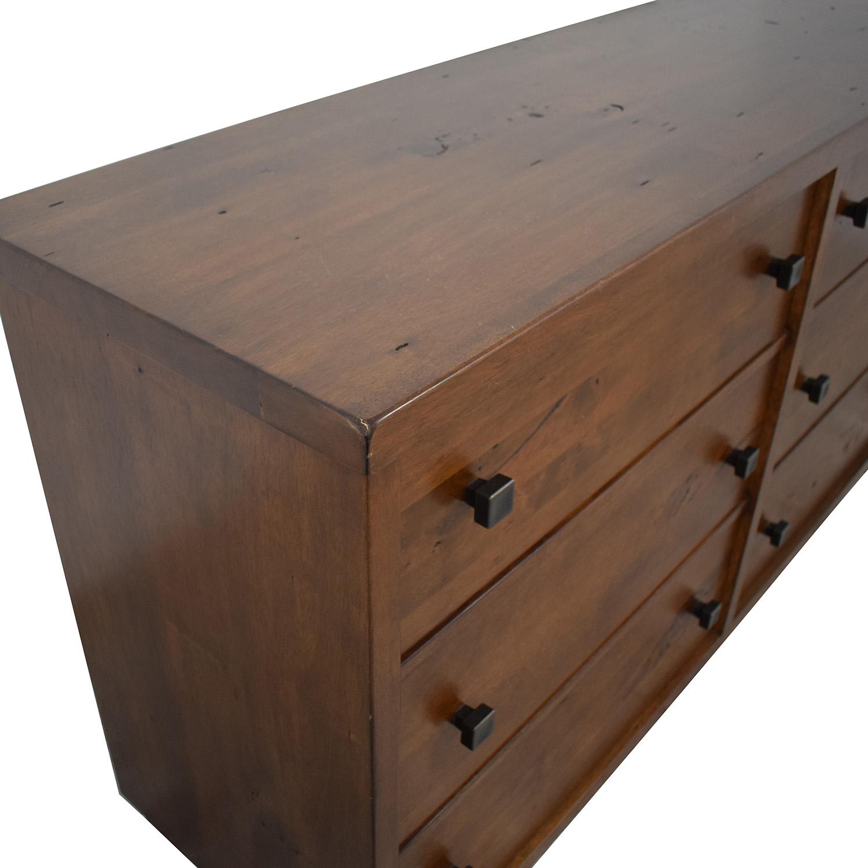 Pottery Barn Sumatra Extra Wide Dresser / Dressers