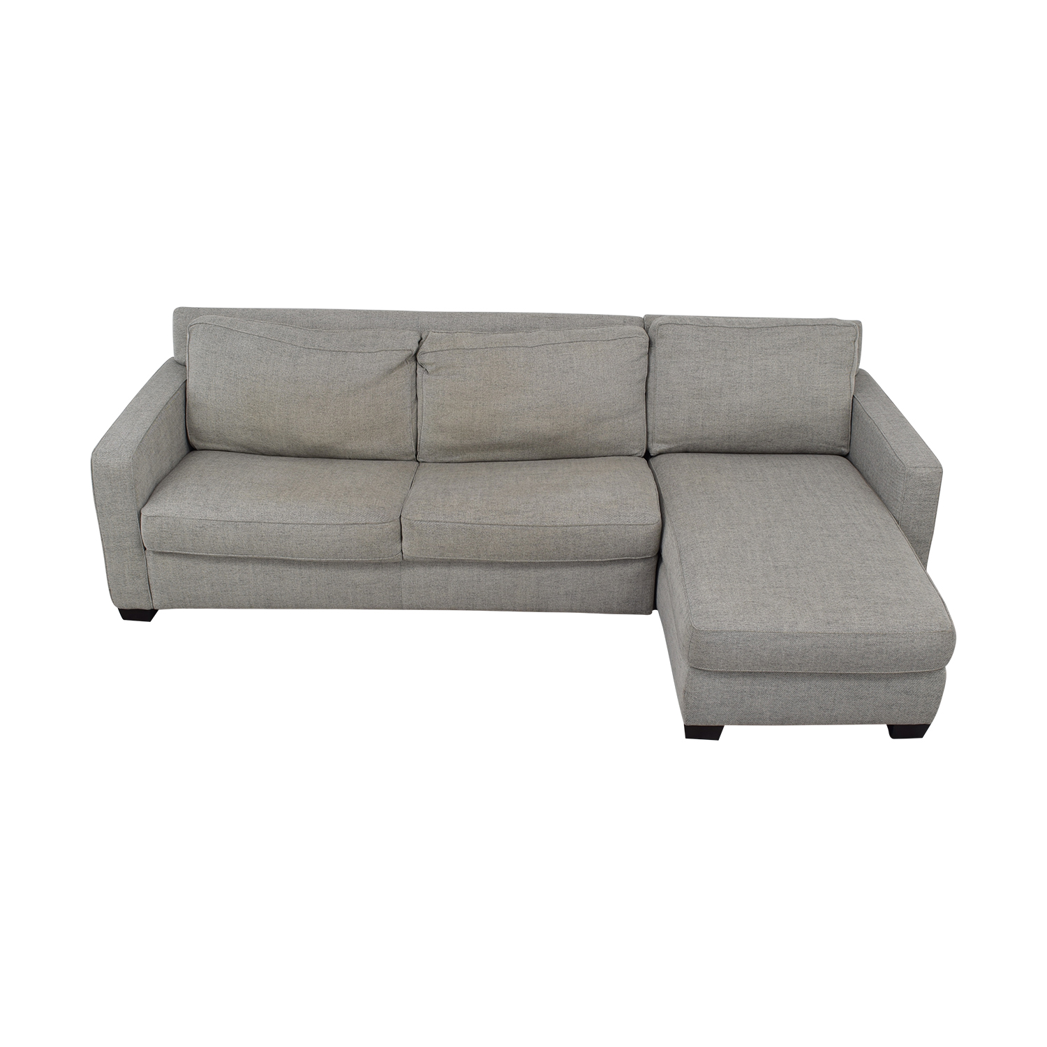 West Elm Henry Sectional Sleeper Sofa / Sofa Beds