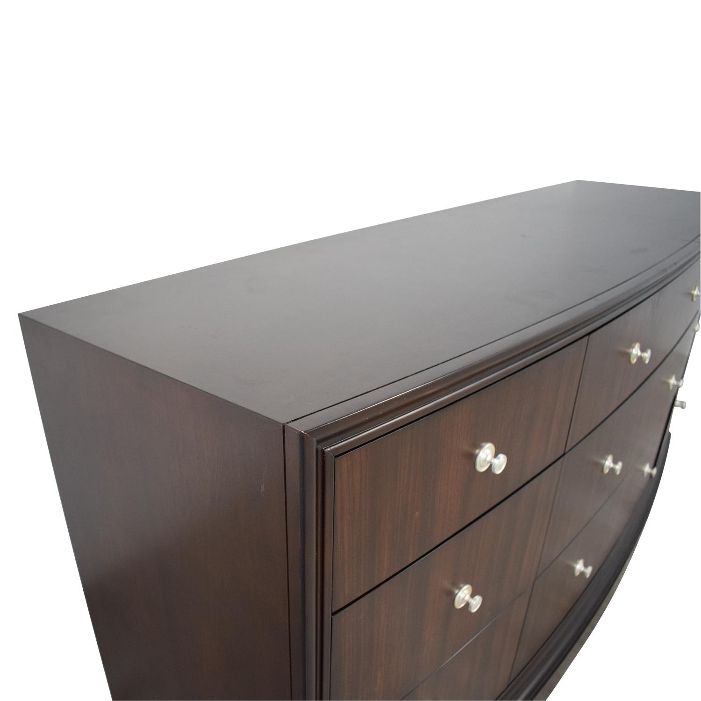 Ethan Allen Nine Drawer Dresser / Dressers