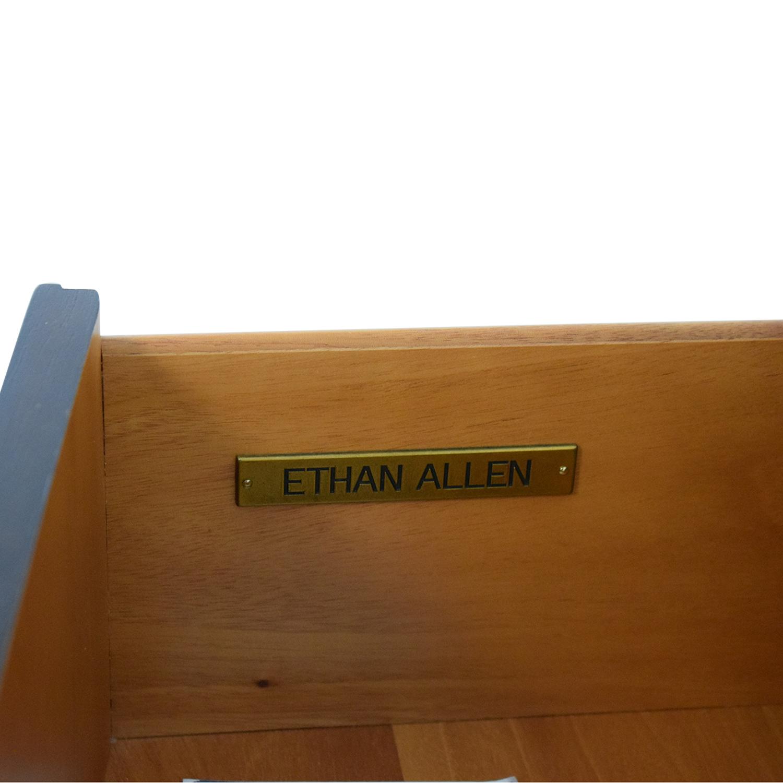 shop Ethan Allen Nine Drawer Dresser Ethan Allen Dressers