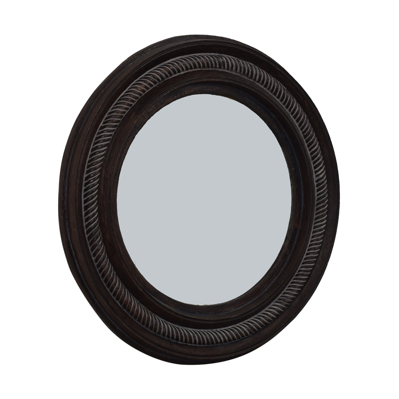 Circular Framed Round Mirror / Mirrors