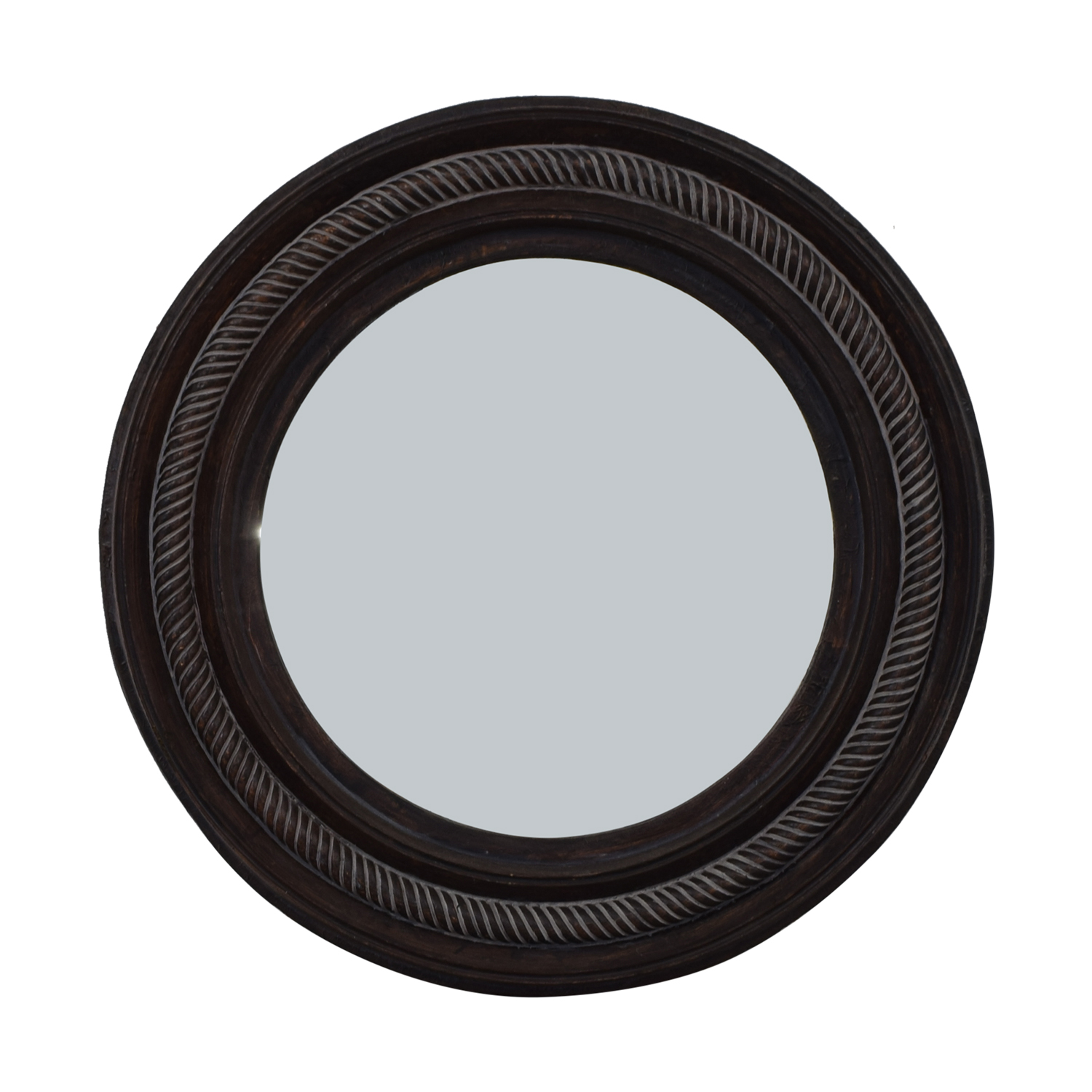 buy  Circular Framed Round Mirror online