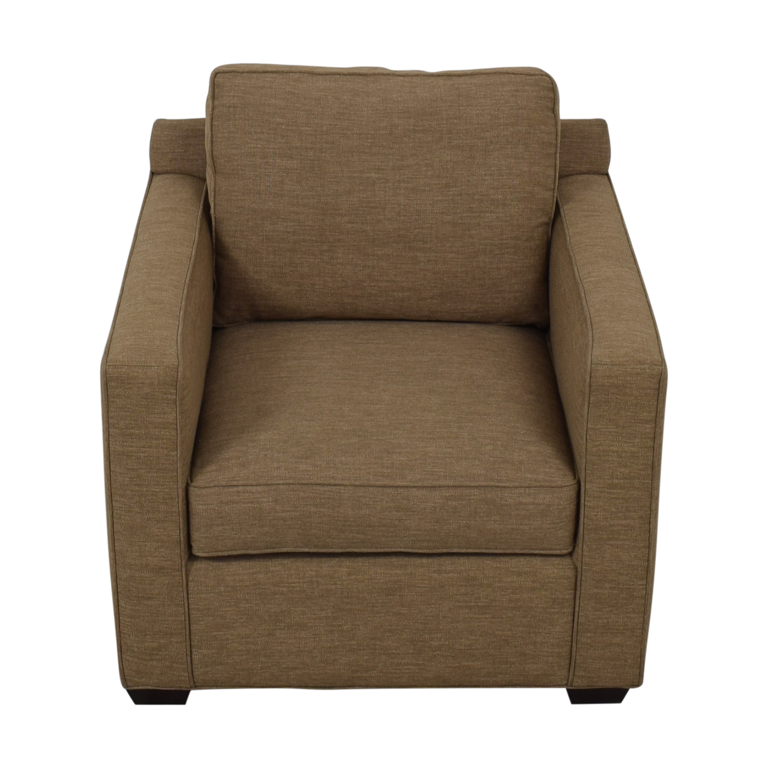 Crate & Barrel Crate & Barrel Davis Armchair ma