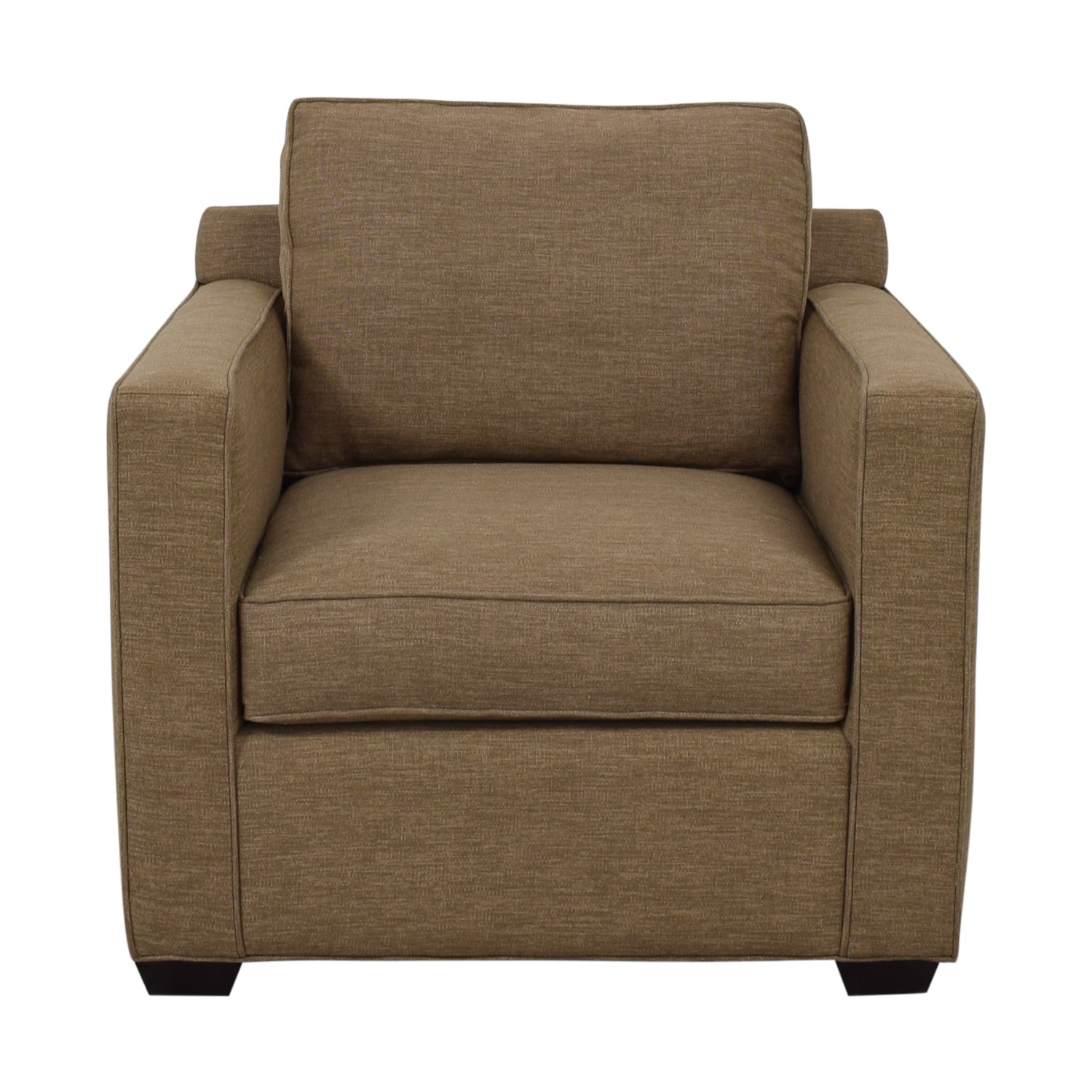 Crate & Barrel Crate & Barrel Davis Armchair price