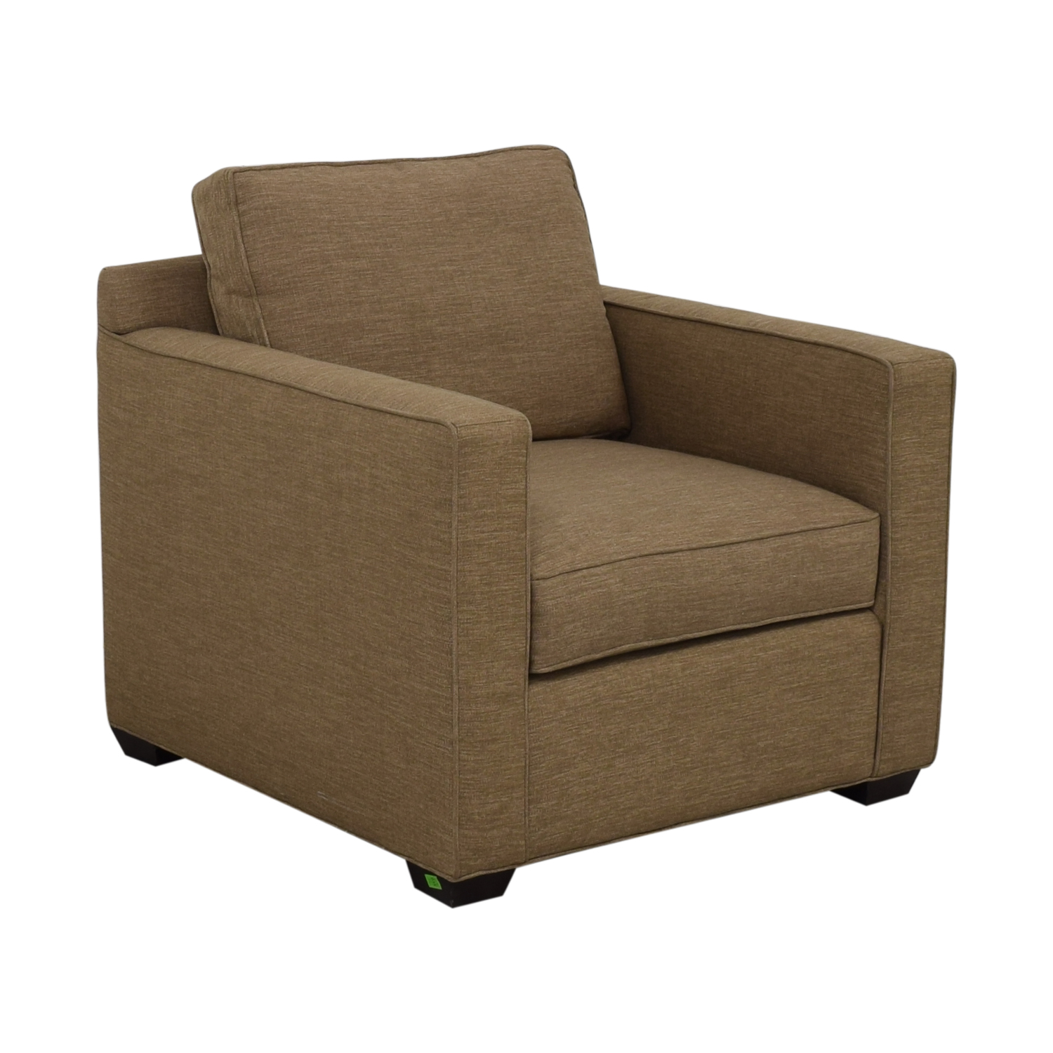buy Crate & Barrel Davis Armchair Crate & Barrel