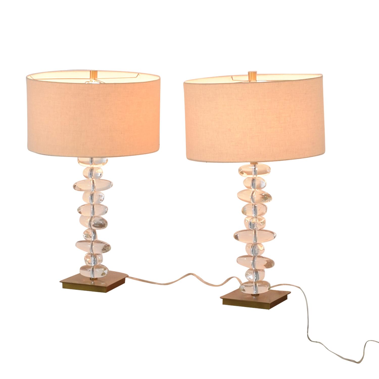 Robert Table Lamps dimensions