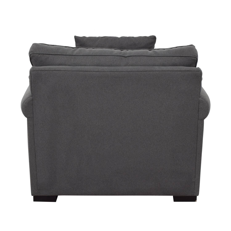 Macy's Macy's Astra Fabric Armchair price