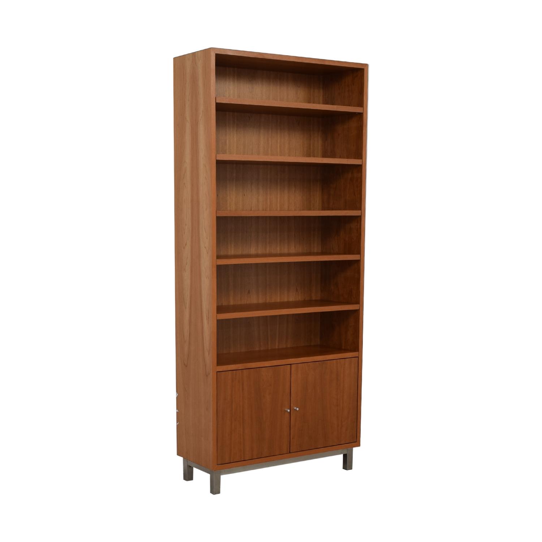 buy Room & Board Copenhagen Bookcase Room & Board Bookcases & Shelving