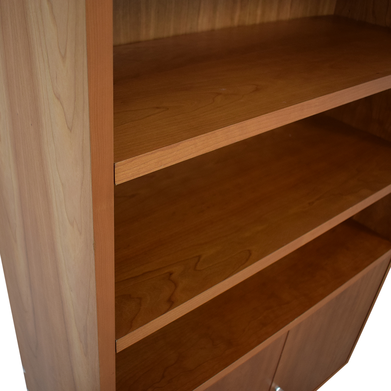 Room & Board Copenhagen Bookcase sale