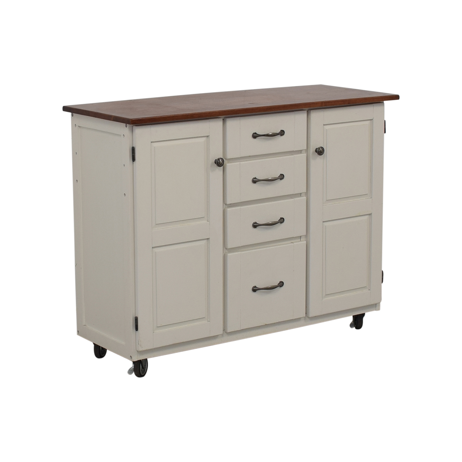 Home Styles Home Styles Kitchen Cart nj