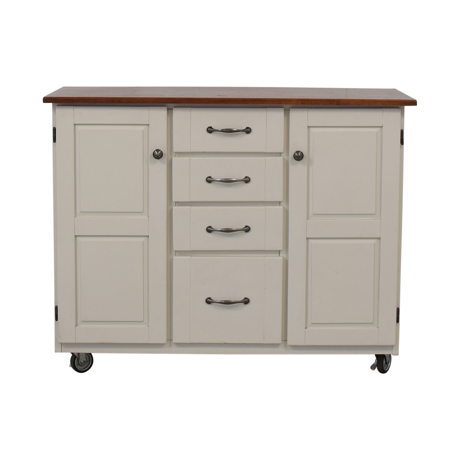 Home Styles Kitchen Cart sale