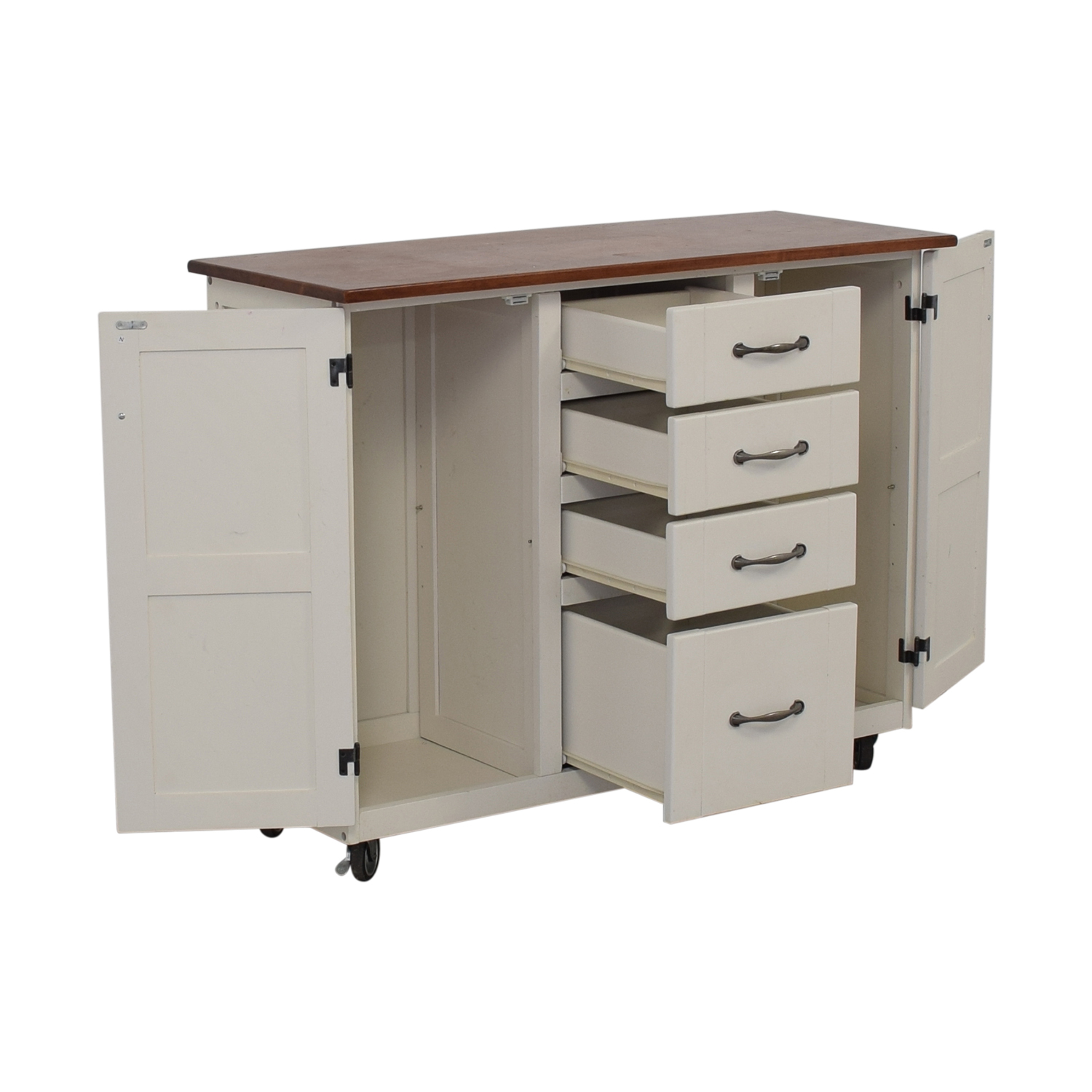 shop Home Styles Kitchen Cart Home Styles