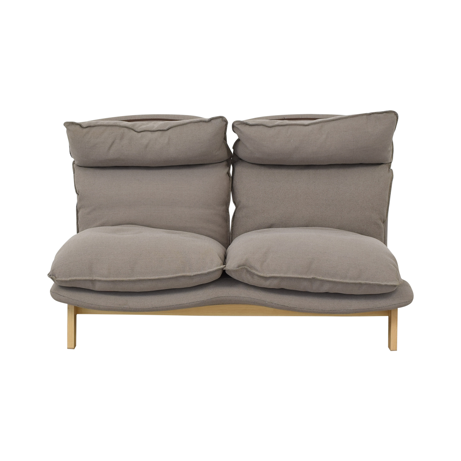 Muji Muji High Back Reclining Sofa Sofas