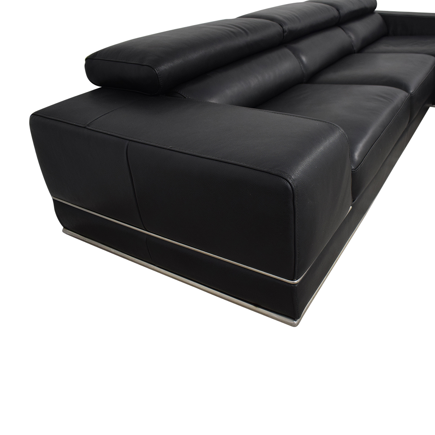 Admirable 72 Off Modani Modani Bergamo Right Sectional Sofa Sofas Uwap Interior Chair Design Uwaporg