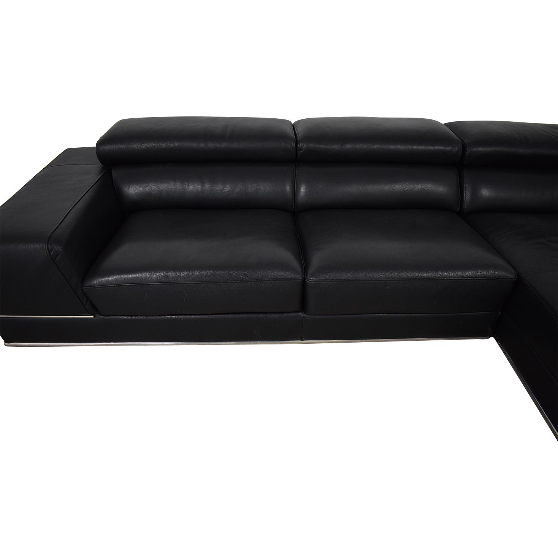 shop Modani Modani Bergamo Right Sectional Sofa online