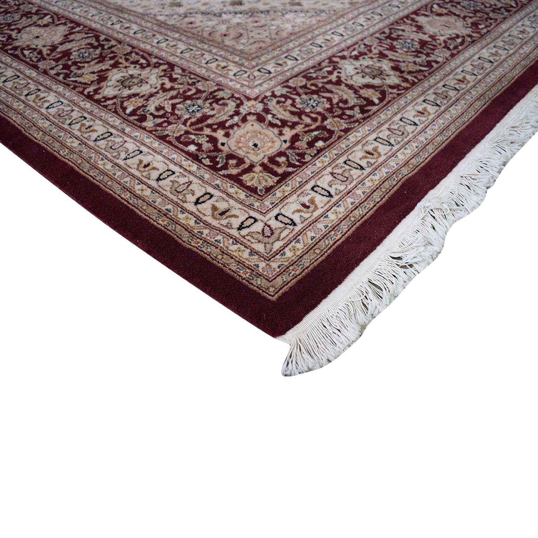 ABC Carpet & Home ABC Carpet & Home Vintage Rug for sale