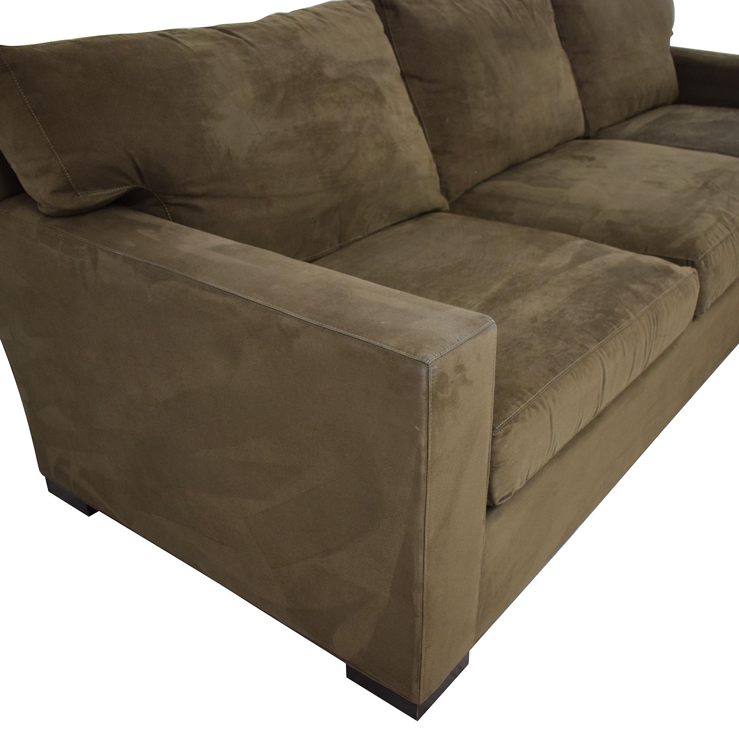 Crate & Barrel Crate & Barrel Sectional Sofa with Chaise