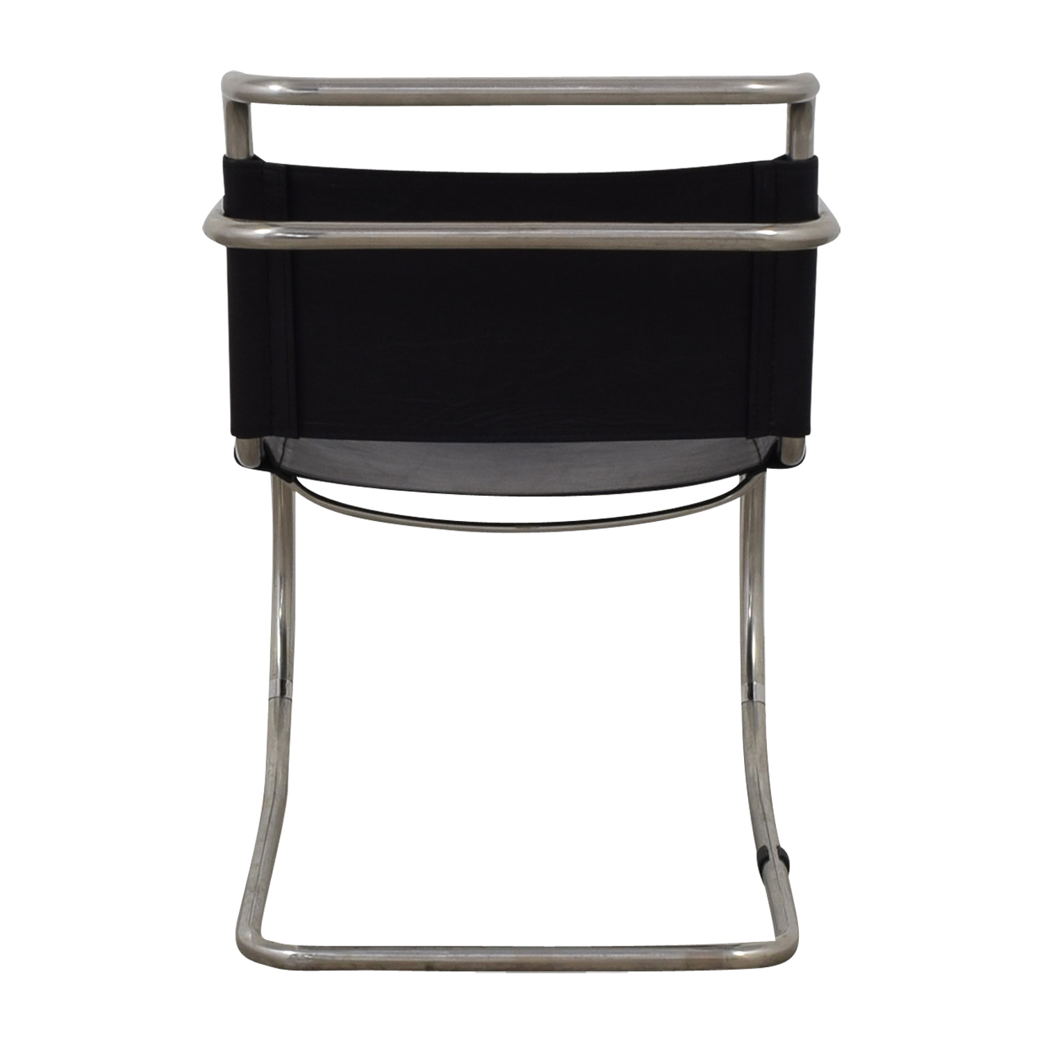 Restoration Hardware Restoration Hardware Cantilevered Armchair for sale