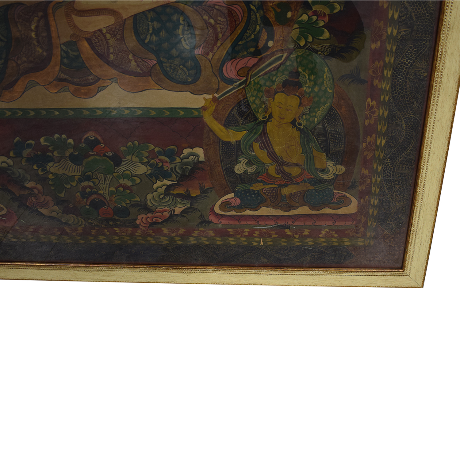 shop Framed Thangka Wall Art