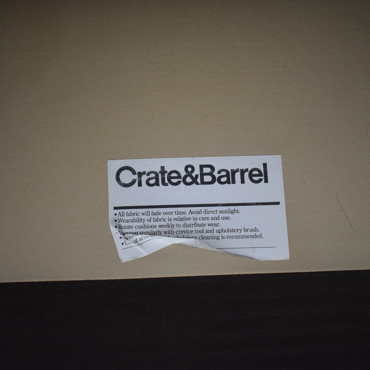 buy Crate & Barrel Accent Chair Crate & Barrel Accent Chairs