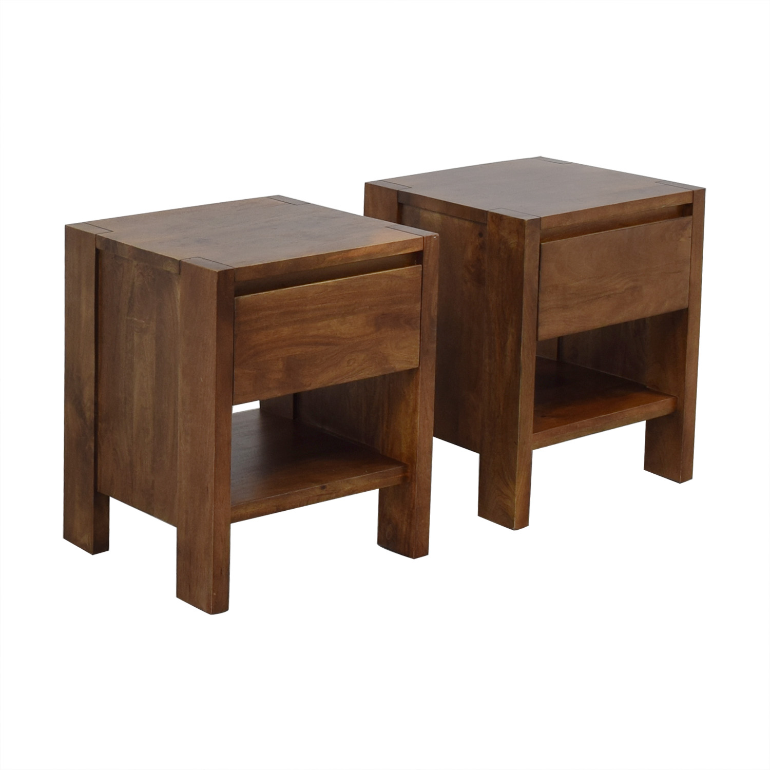 Crate & Barrel Crate & Barrel Nightstands discount