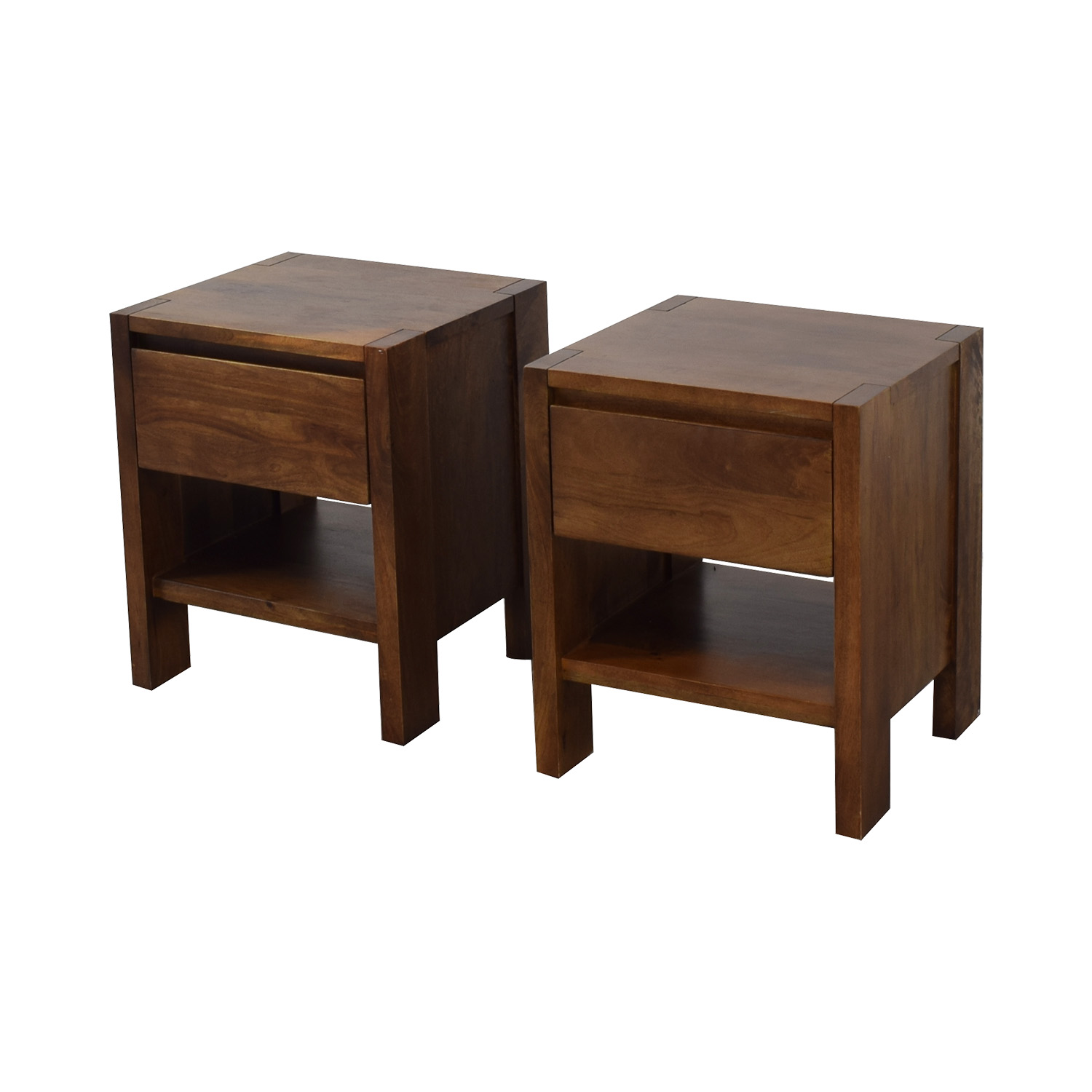 Crate & Barrel Crate & Barrel Nightstands second hand
