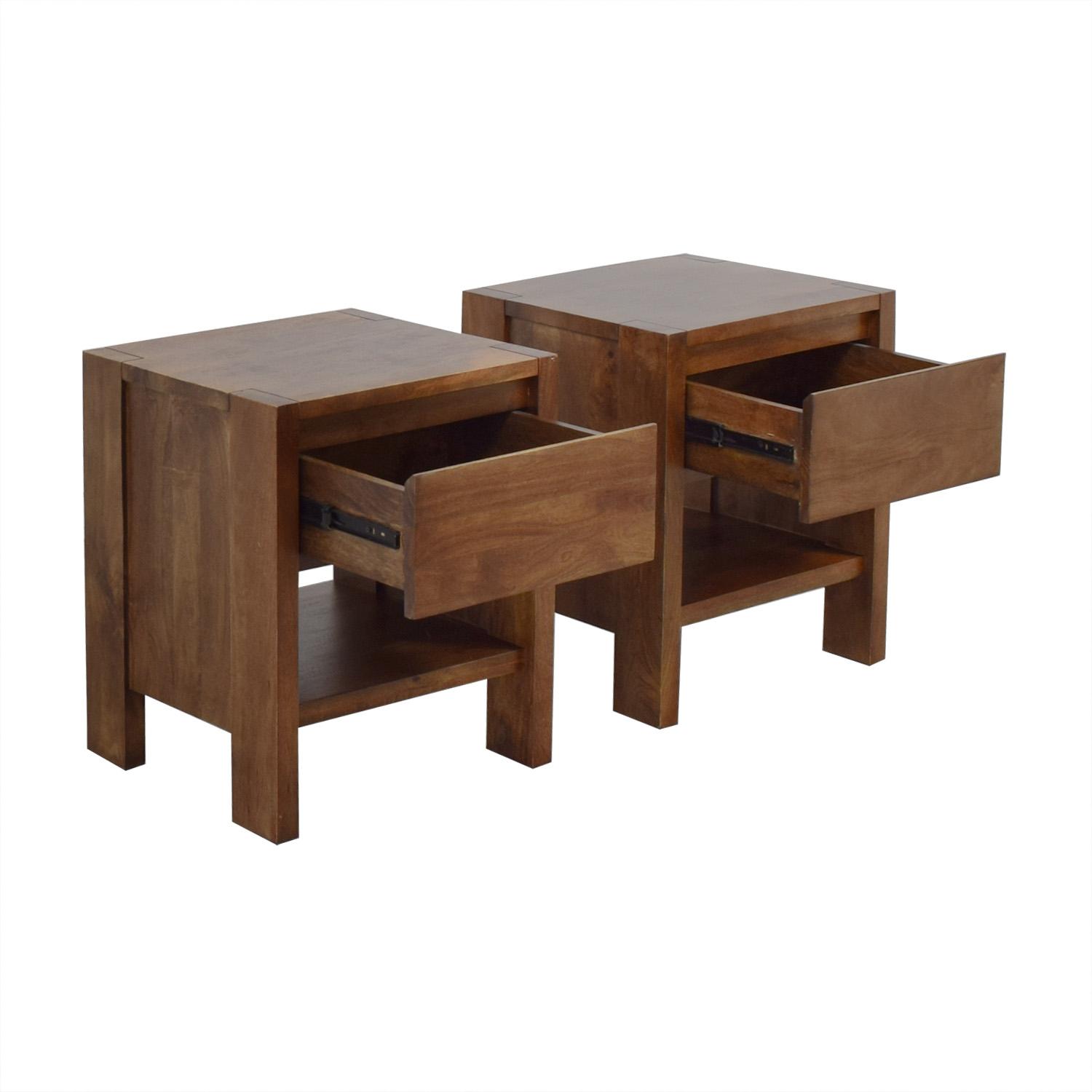 Crate & Barrel Nightstands / Tables