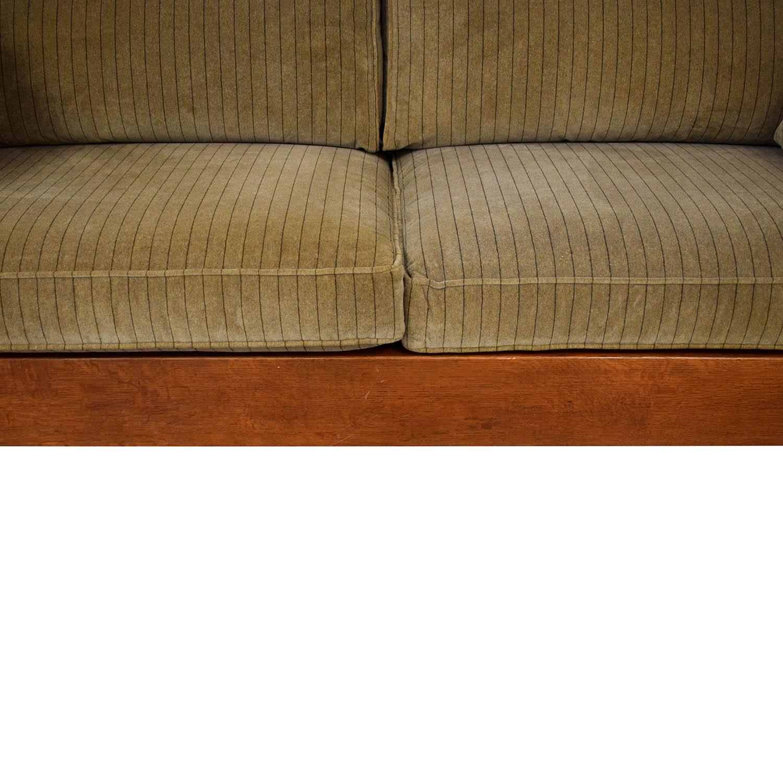Stickley Furniture Stickley Furniture Mission Settle Sofa Sofas