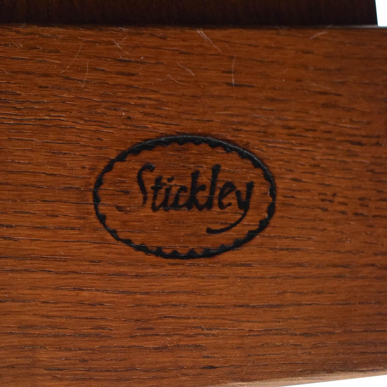 Stickley Furniture Mission Settle Sofa sale