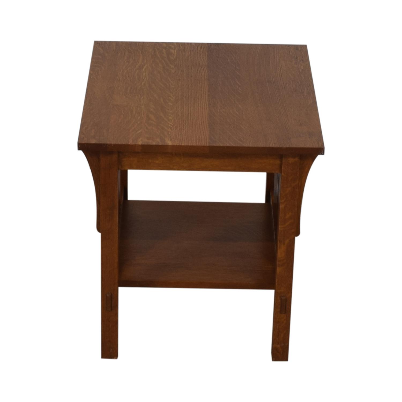 Stickley Furniture Stickley Mission End Table