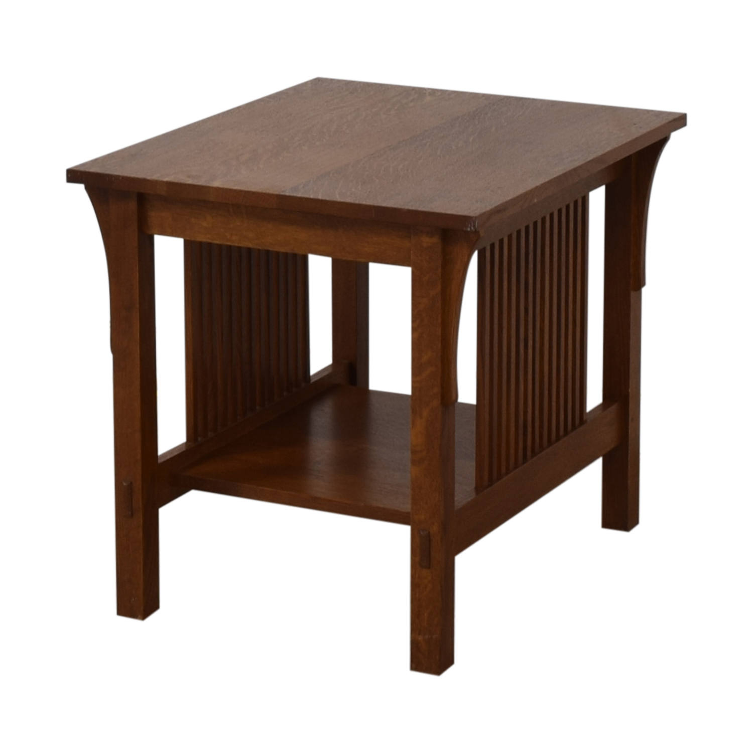 Stickley Furniture Stickley Mission End Table dimensions