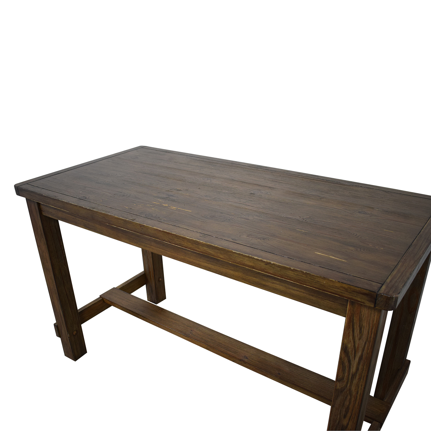 72% OFF - Ashley Furniture Ashley Furniture Wooden Counter Height Kitchen  Table / Tables