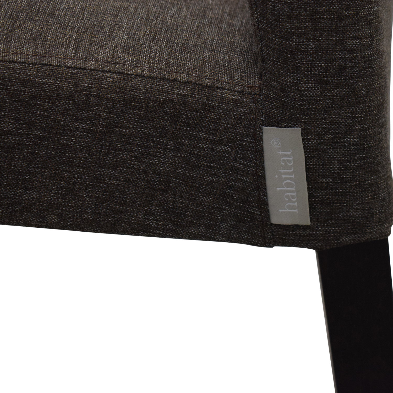 Heal's of London Heals of London Habitat Grey Upholstered Dining Chairs coupon