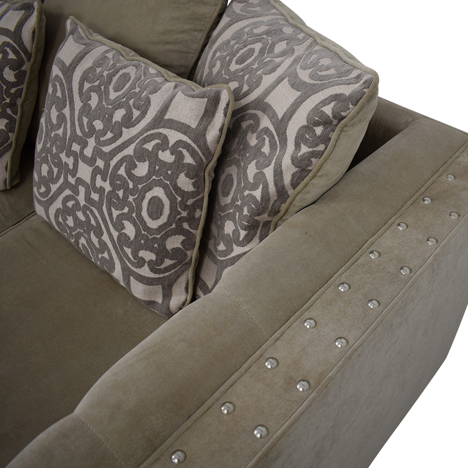buy Cindy Crawford Home Cindy Crawford Home Calista Microfiber Loveseat online
