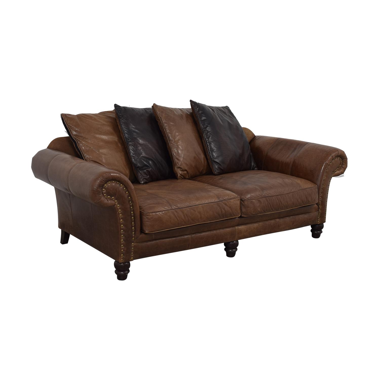 buy Bernhardt Leather Sofa Bernhardt Classic Sofas