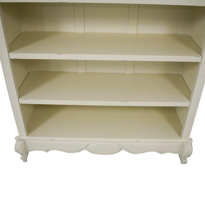 shop Restoration Hardware Marielle Bookcase Restoration Hardware Storage
