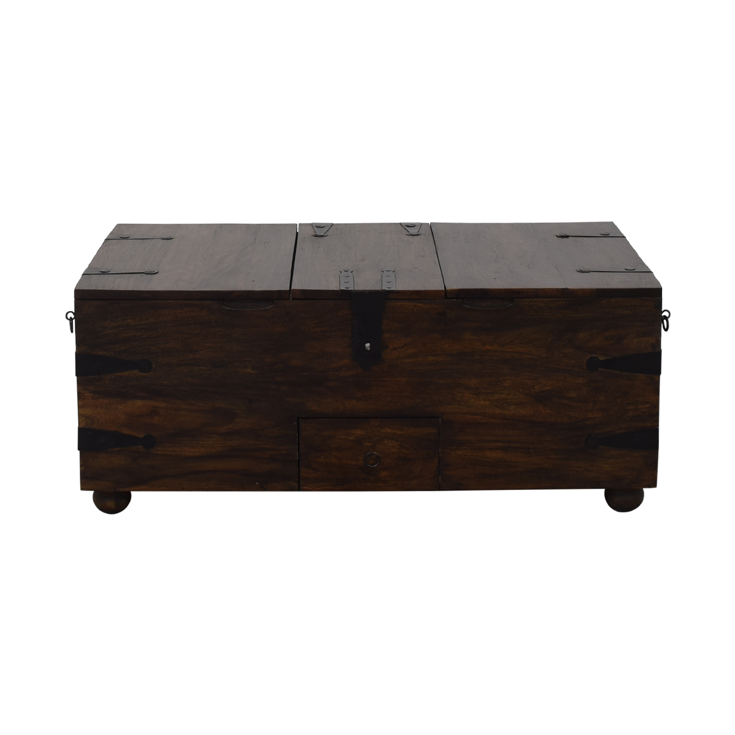 Crate & Barrel Crate & Barrel Rectangular Trunk or Coffee Table