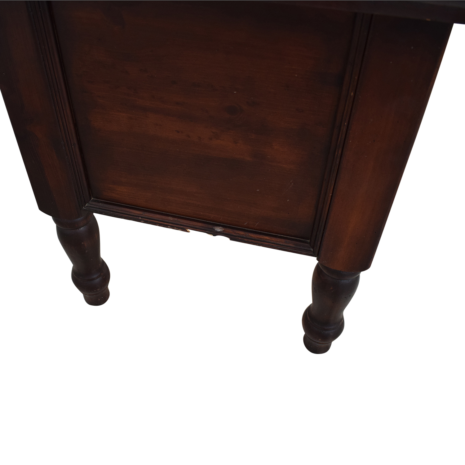 Pottery Barn Desk with Three Drawers Pottery Barn