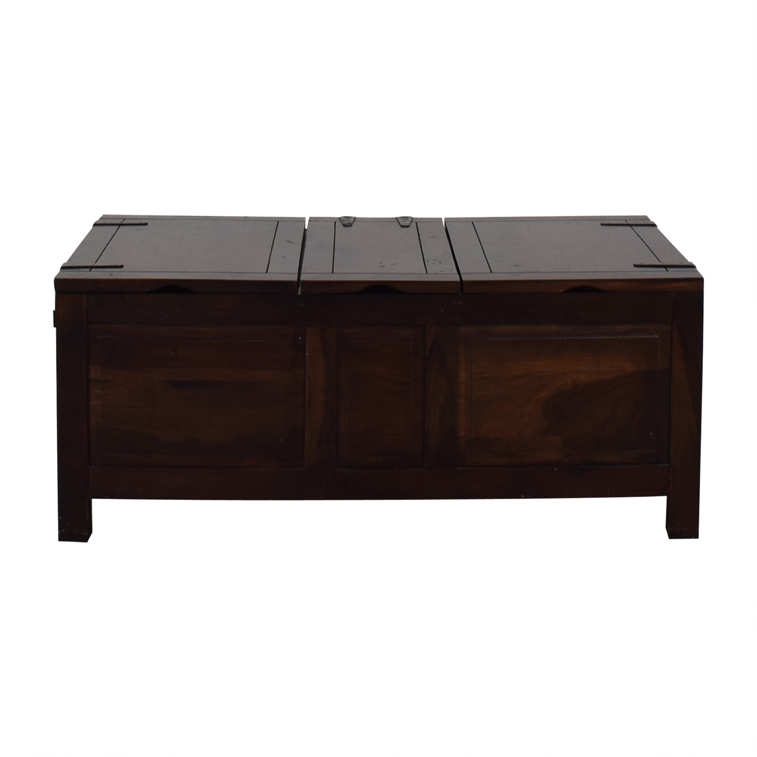 Crate & Barrel Crate & Barrel Coffee Table with Storage coupon