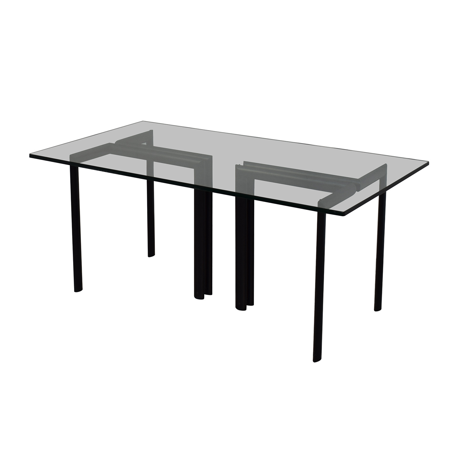 shop Glass Dining Room Table  Tables