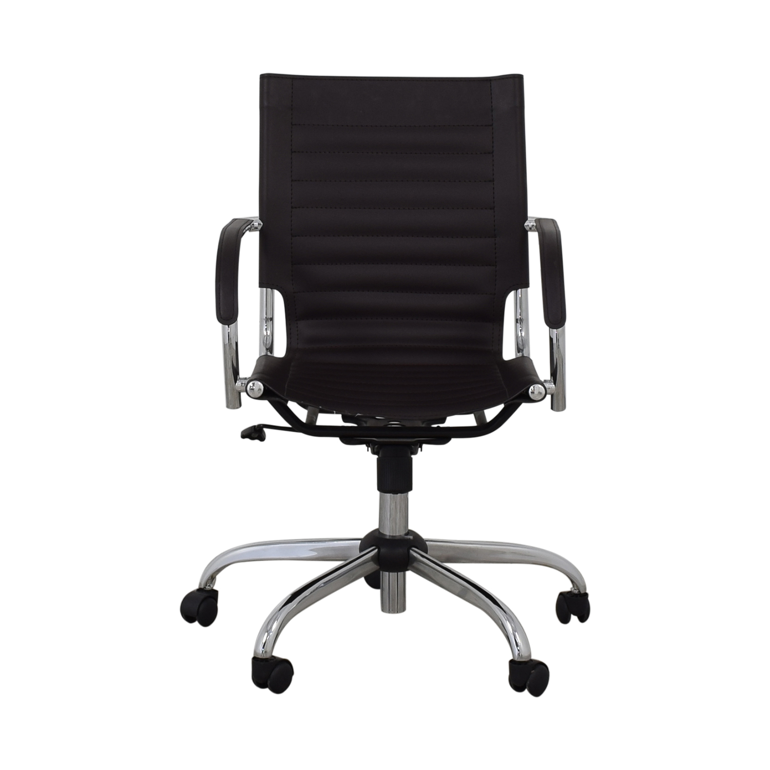 Wrought Studio Wrought Studio Figueroa Conference Chair Brown