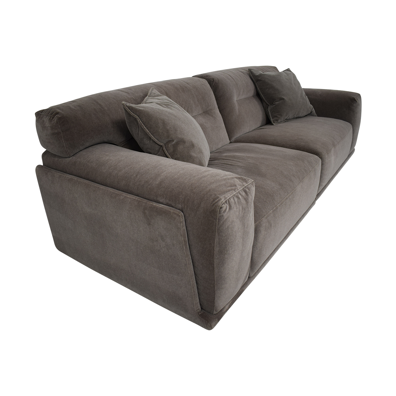 buy Natuzzi Dorian Grey Sofa Natuzzi Classic Sofas