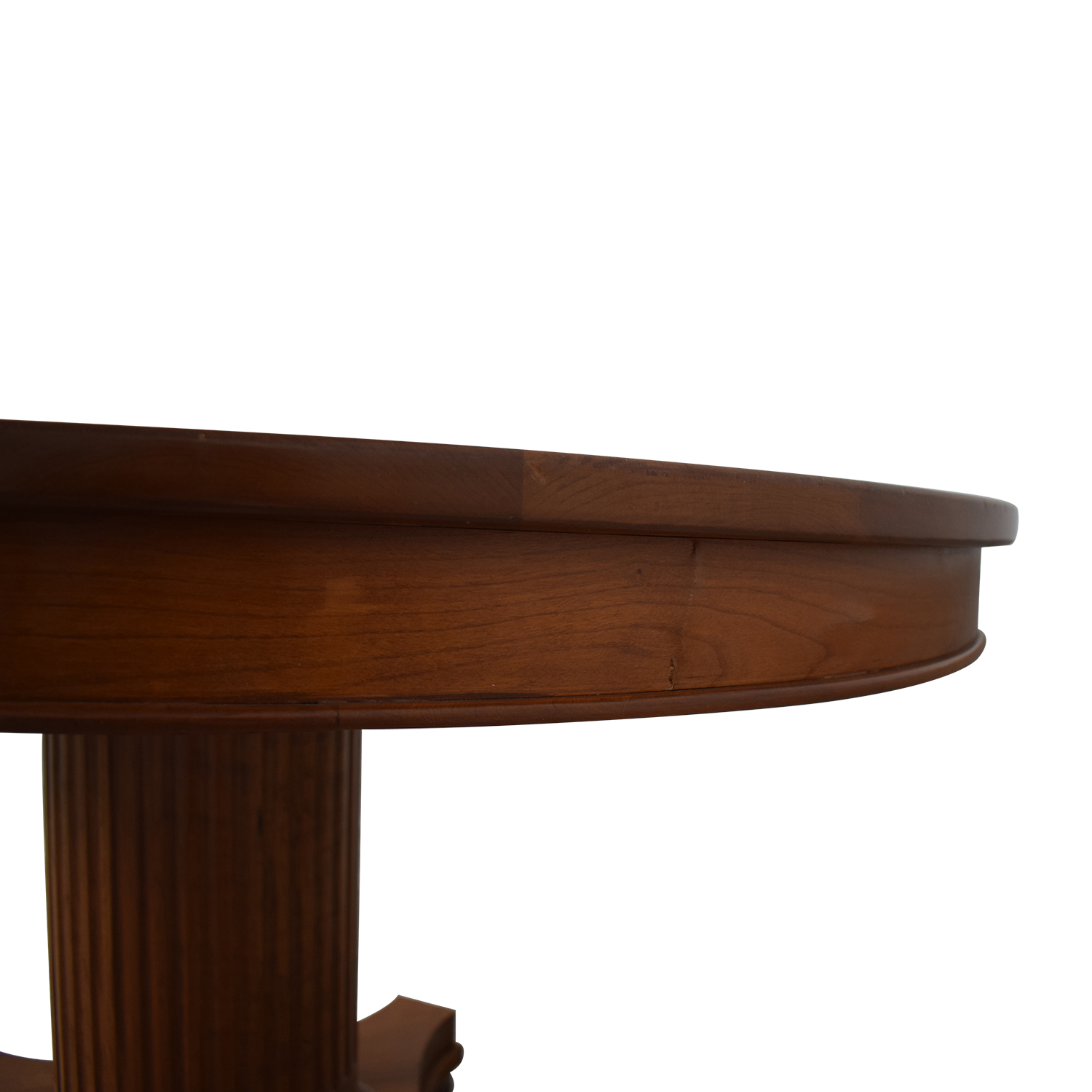 Wood Round Dinner Table dimensions
