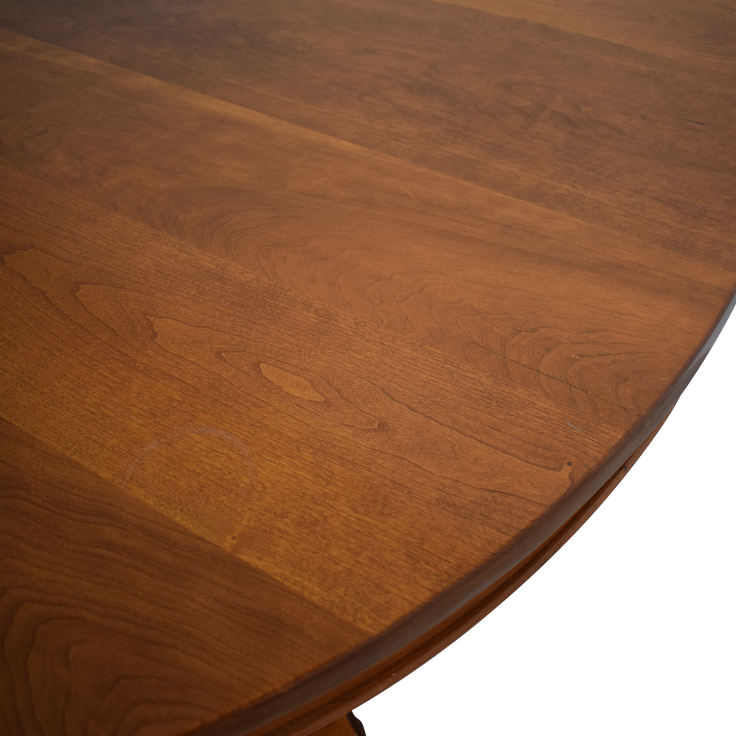 Wood Round Dinner Table / Dinner Tables