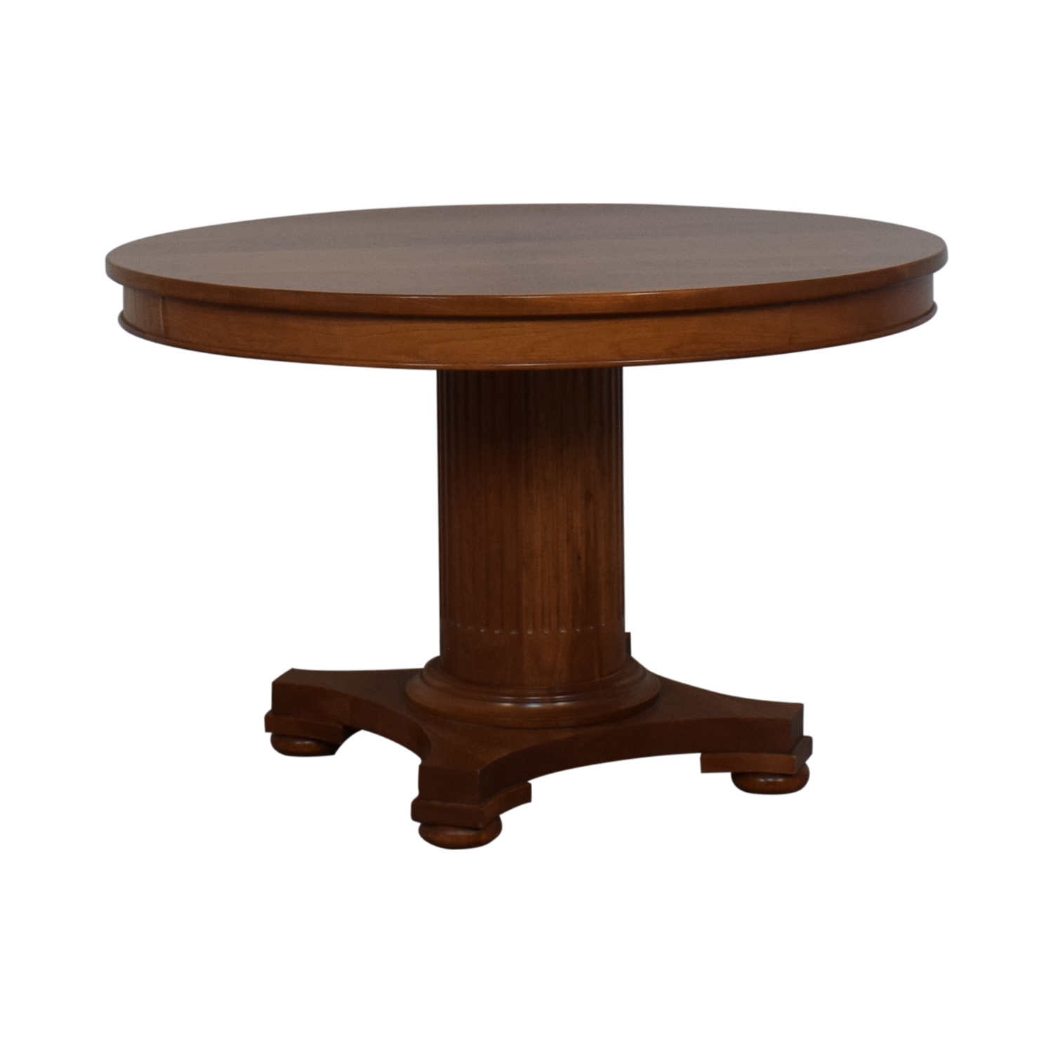 shop Wood Round Dinner Table  Tables
