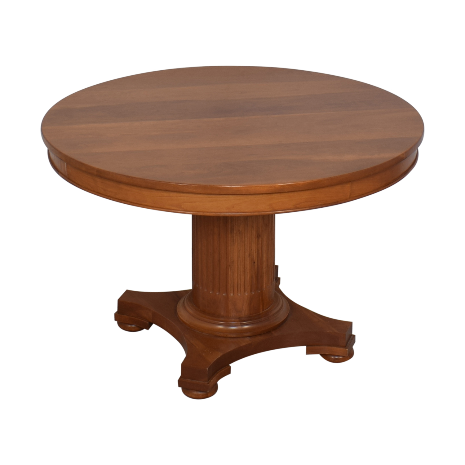 buy Wood Round Dinner Table